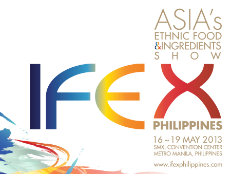 International Food Exhibition Philippines Event Category: Food,  - Country: Philippines - Town: Manila