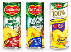 DEL MONTE PHILIPPINES, INC. Food Product Category: Fruit, Fruit Products - Country: Philippines - Town: Taguig City