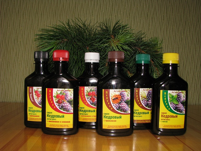 VEDUNYA   Ltd Food Product Category: Bio Products - Country: Russia - Town: Novosibirsk