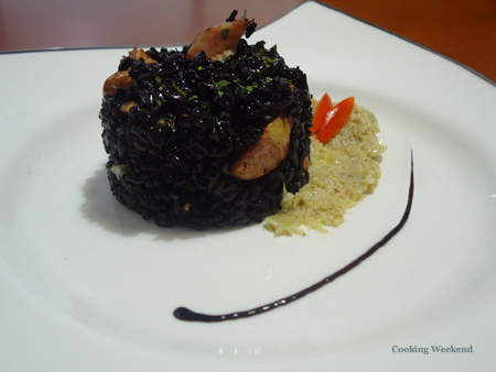 Arroz Preto com Alcachofras  Recipe - Vegetables, Dinner, American recipes, Low-fat