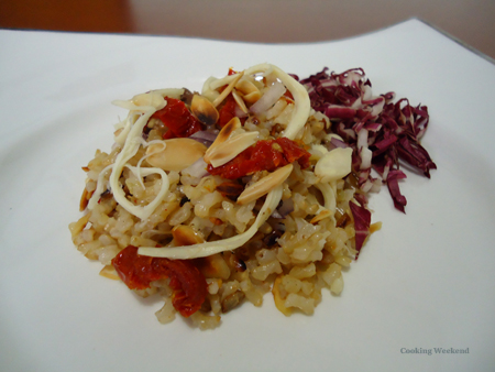 Salada de Arroz Cateto com Anchovas  Recipe - Salads, Starters, American recipes, Low-fat