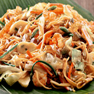 Seafood Pancit Habhab Recipe - Pasta, Snacks & Canap�s, Filipino recipes,