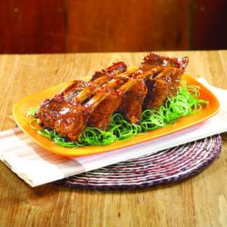 Baby Back Ribs Recipe - Meat, Main Courses, Filipino recipes,