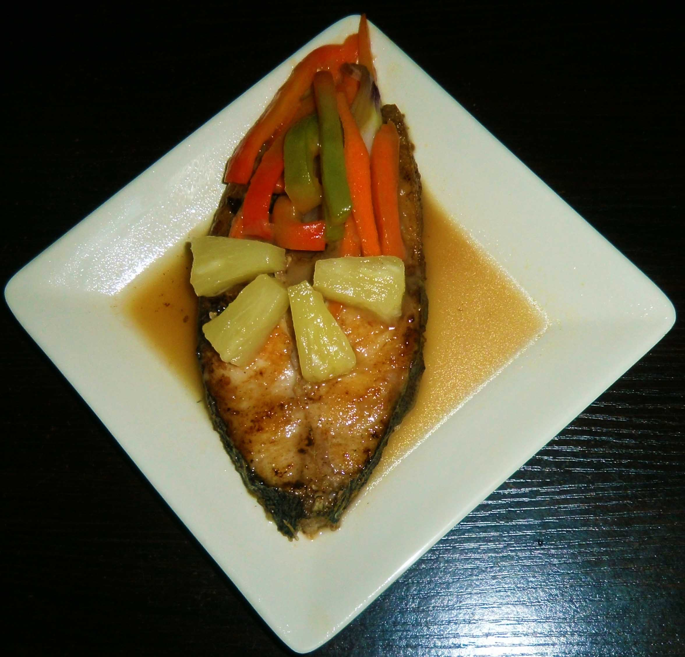Escabeche Tropicale