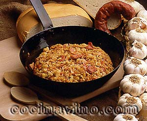 MIGAS EXTREME�AS Recipe - Other, Dinner, Spanish recipes,