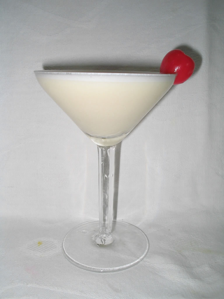 Cóctel White Lady Recipe - Cocktails, Drinks & Smoothies, French recipes,