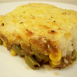 The Irish Shepherds Pie