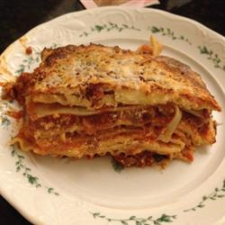 Lasagna Recipe - Pasta, Main Courses, Italian recipes,