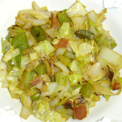 Czech Cabbage Dish