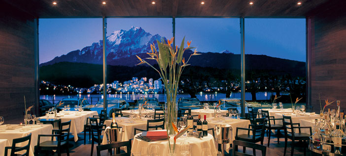 Restaurant in Switzerland