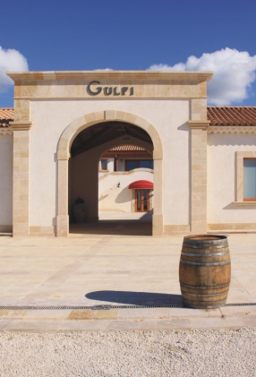 Azienda agricola Gulfi  Vineyard by Azienda Agricola Gulfi - Vineyard Country: Italy - Vineyard Region: Sicily