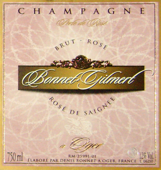 Bonnet-Gilmert  Vineyard by  - Vineyard Country: France - Vineyard Region: Champagne