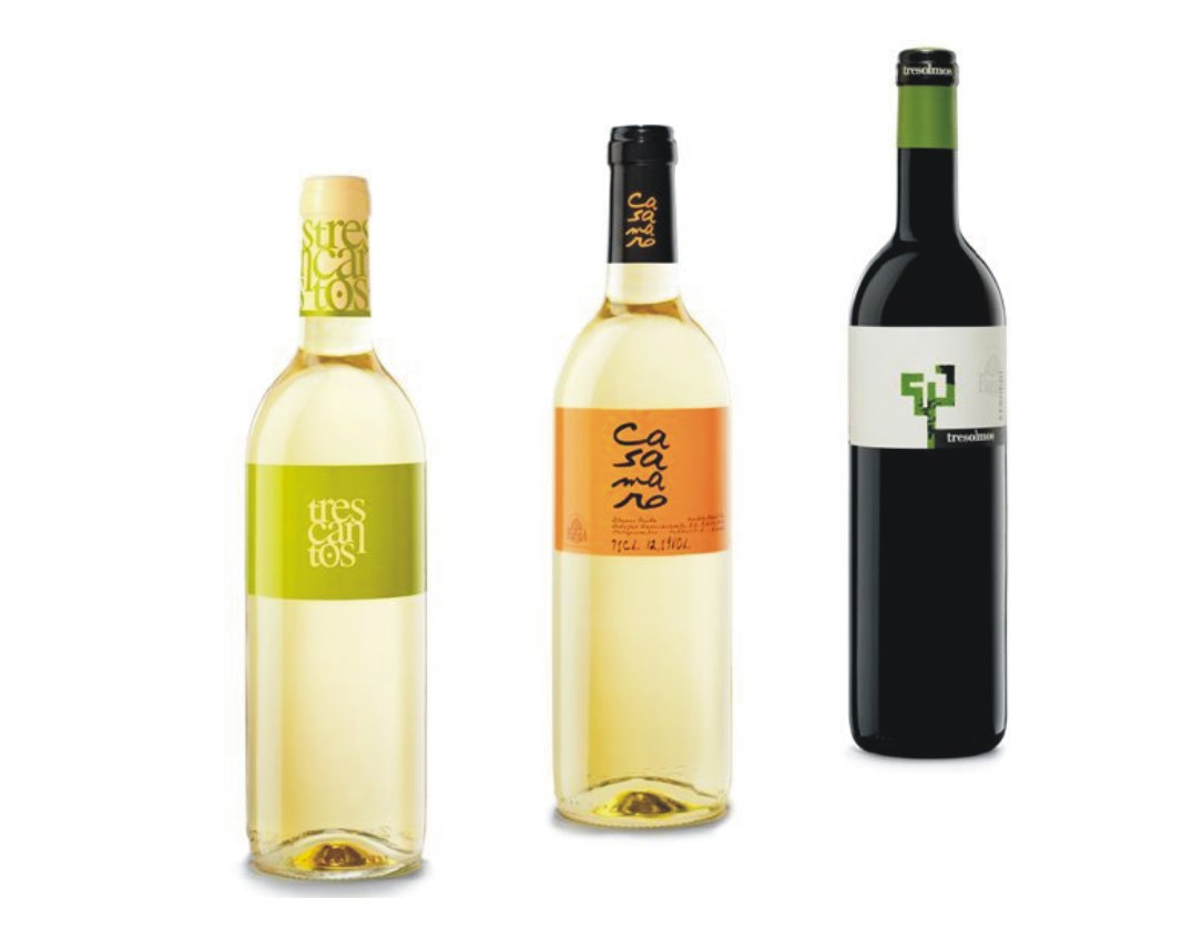 TRES OLMOS BARREL FERMENTED Wine - White WInes, Verdejo, Castilla y Le�n, Spain