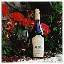 ARBOIS RUBIS Wine - Red Blended Wines, Poulsard, Jura, France