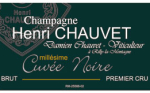Millésime cuvée noire Wine by Champagne Henri Chauvet - Wine Country: France - Wine Region: Champagne - Wine Type: Pinot Noir - Wine Category: Sparkling / Champagne Wines