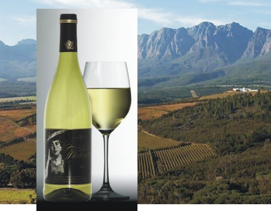 Wines from South Africa